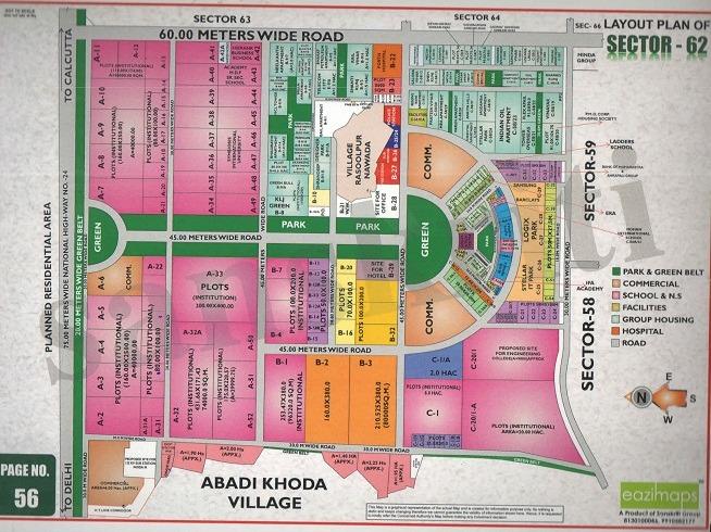 Noida, Sector-62