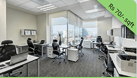 furnished office space in noida sector-62
