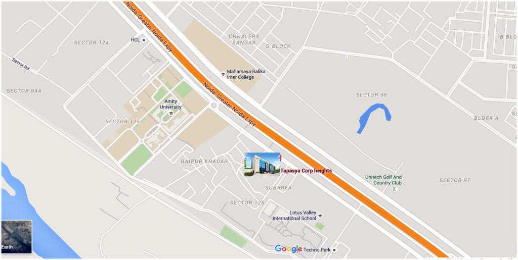 Tapasya Corp Heights Noida Sector-126