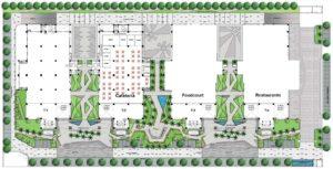 Okaya Centre Floor Plan