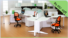Office space for rent in Noida Sector-5