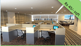 Office Space for rent in Noida Sector-57