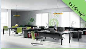 Furnished Office Space in Noida Sector-7