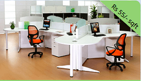 Office space for rent in Noida Sector-9