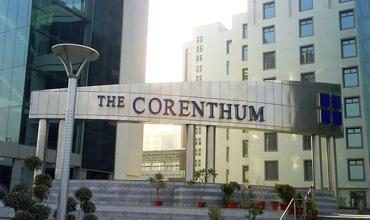 The Corenthum Noida Sector-62