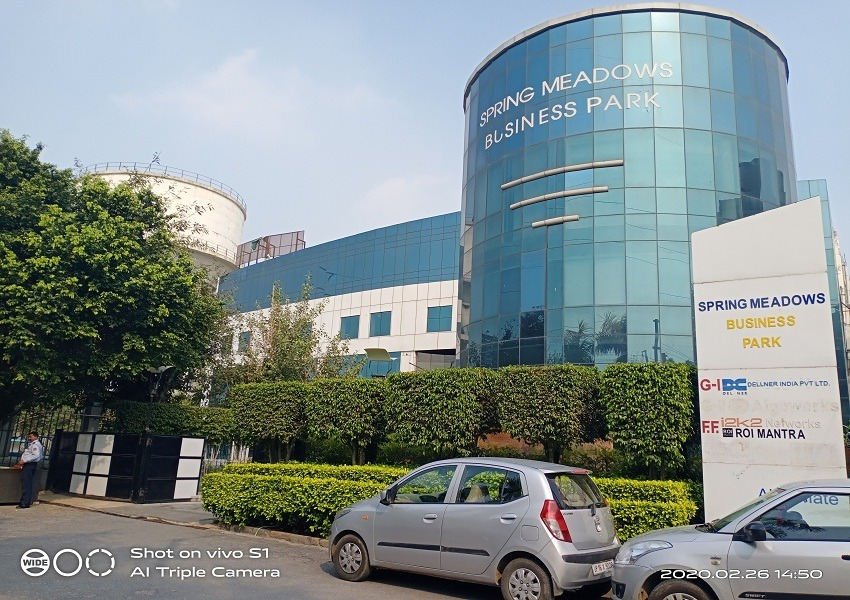 Office Space for Rent in Spring Meadows Noida Sector-63