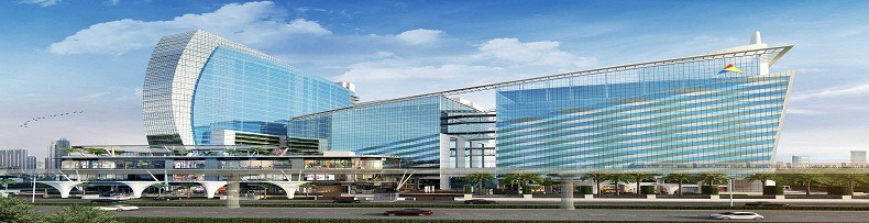Business Parks on Noida Expressway