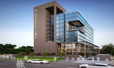 KS Corporate Tower Sector-16A Noida