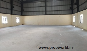 Industrial Shed for rent in ecotech-12 greater noida